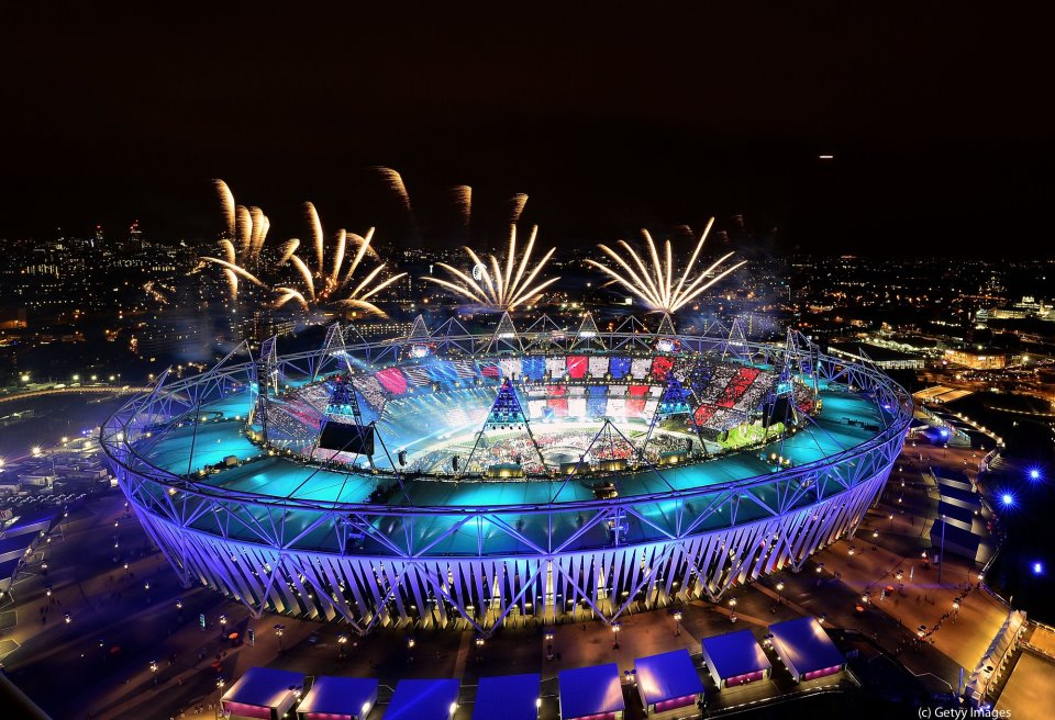 Stadion Londen12